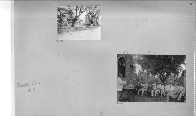 Mission Photograph Album - Puerto Rico #3 page 0113