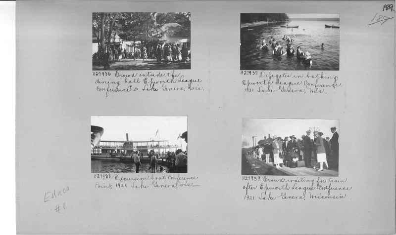 Mission Photograph Album - Education #1 page 0189