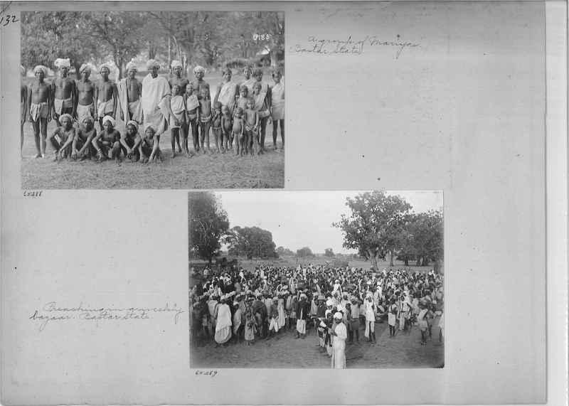 Mission Photograph Album - India #08 Page 0132