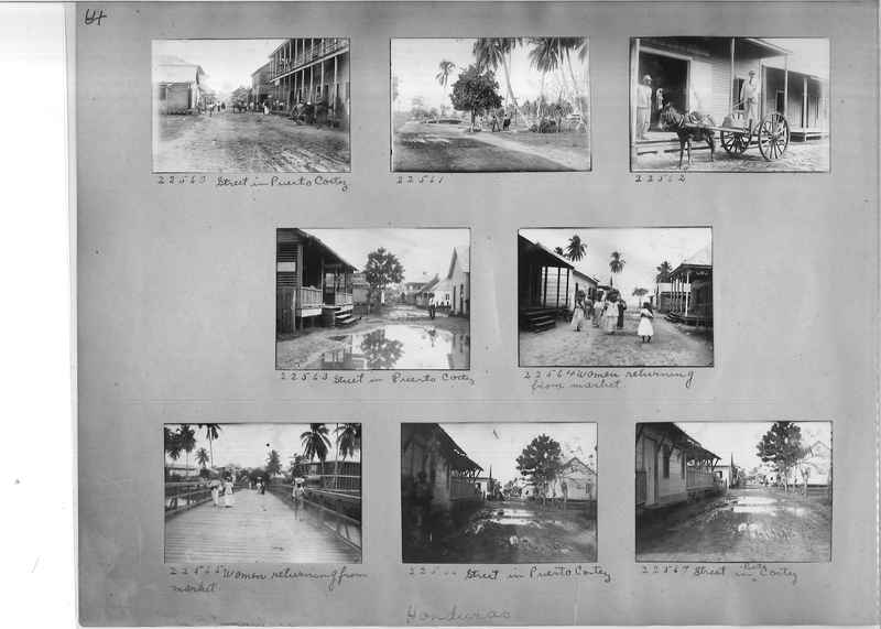 Mission Photograph Album - Panama #02 page 0064