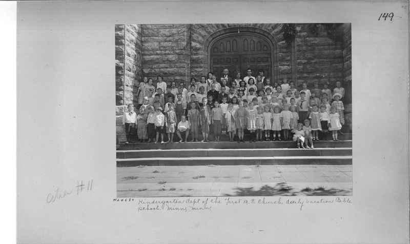 Mission Photograph Album - Cities #11 page 0149