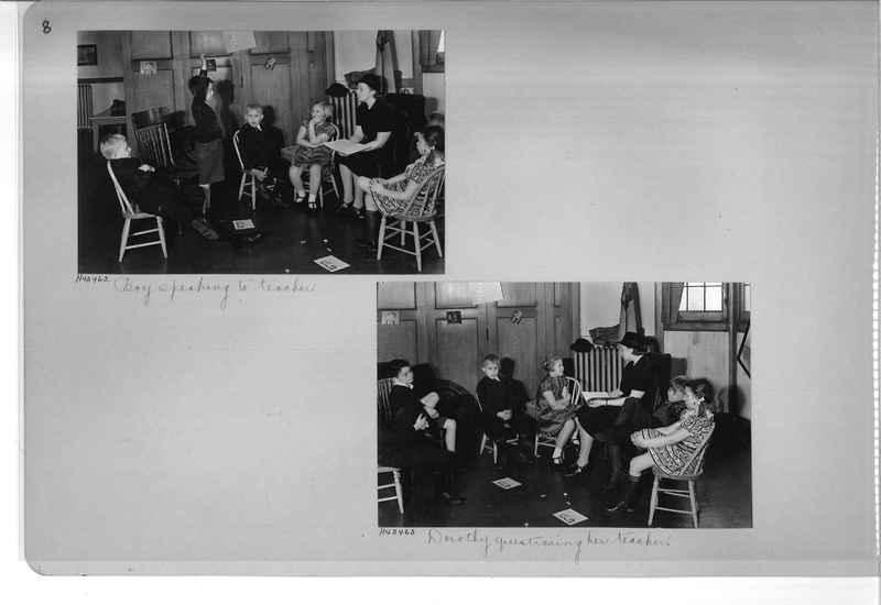 Mission Photograph Album - Religious Education #2 page 0008
