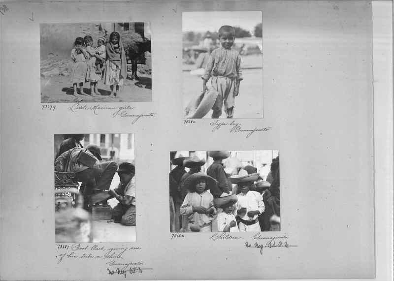 Mission Photograph Album - Mexico #04 page 0138