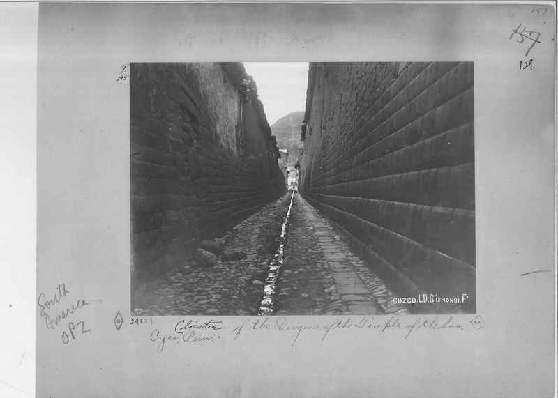 Mission Photograph Album - South America O.P. #2 page 0129
