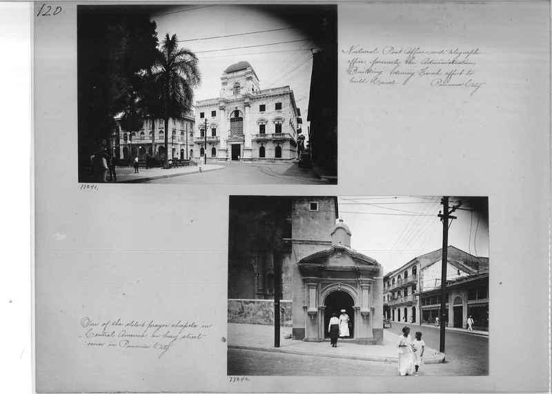 Mission Photograph Album - Panama #03 page 0120