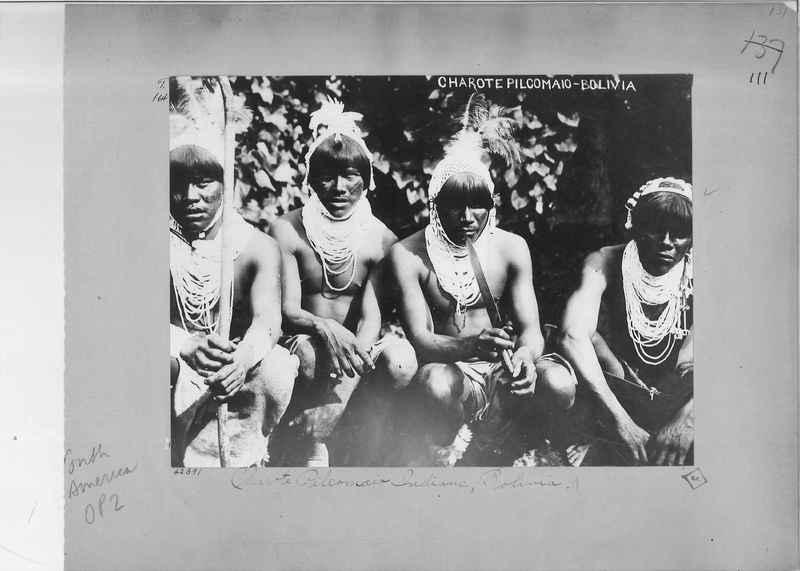 Mission Photograph Album - South America O.P. #2 page 0111