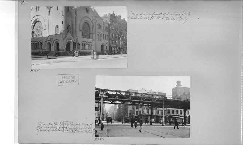 Mission Photograph Album - Cities #3 page 0194