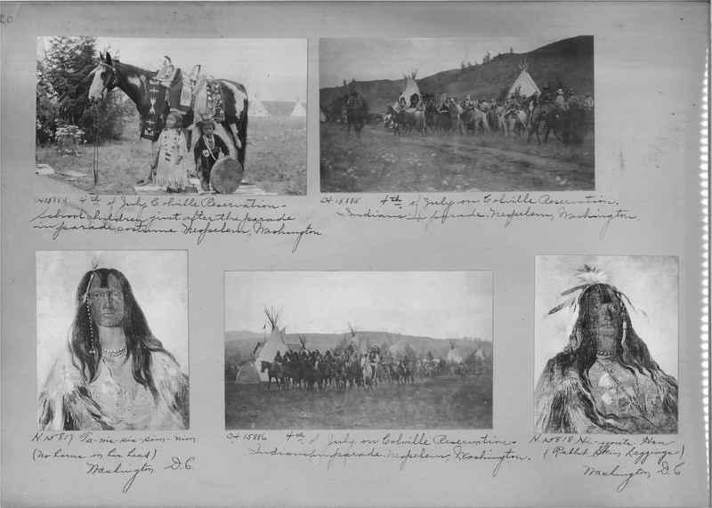 Mission Photograph Album - Indians #2 page_0020