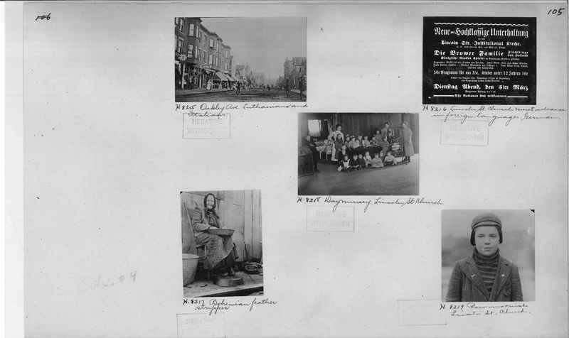 Mission Photograph Album - Cities #4 page 0105