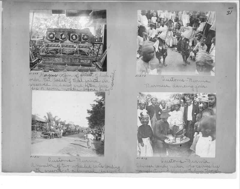 Mission Photograph Album - Burma #1 page 0031