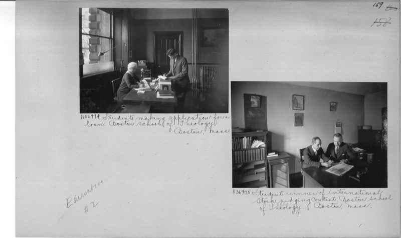 Mission Photograph Album - Education #2 page 0169