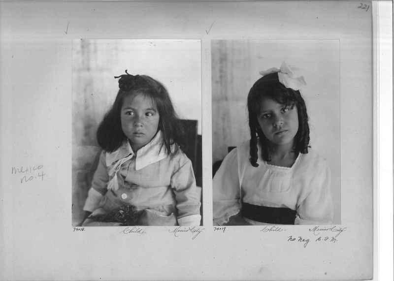 Mission Photograph Album - Mexico #04 page 0221