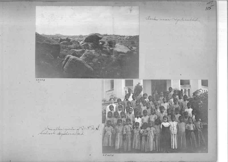 Mission Photograph Album - India #08 Page 0115