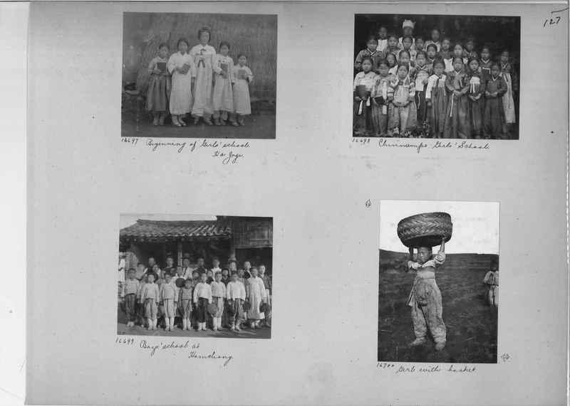 Mission Photograph Album - Korea #5 page 0127