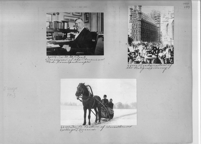 Mission Photograph Album - Europe #03 Page 0177