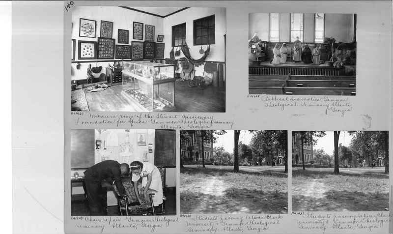 Mission Photograph Album - Negro #6 page 0140