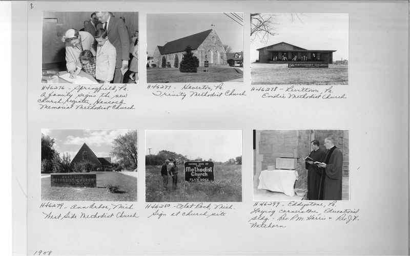 Mission Photograph Album - Church Extension #1 page 0008