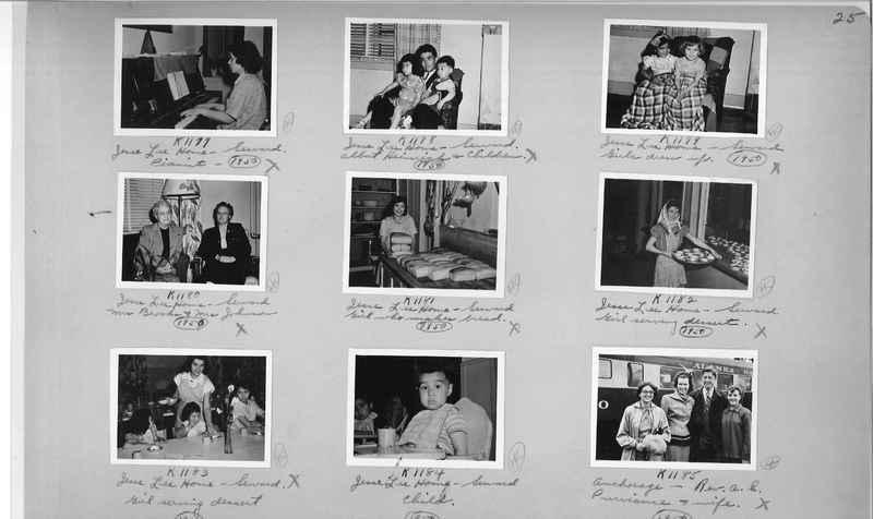 Mission Photograph Album - Alaska #2 page 0025