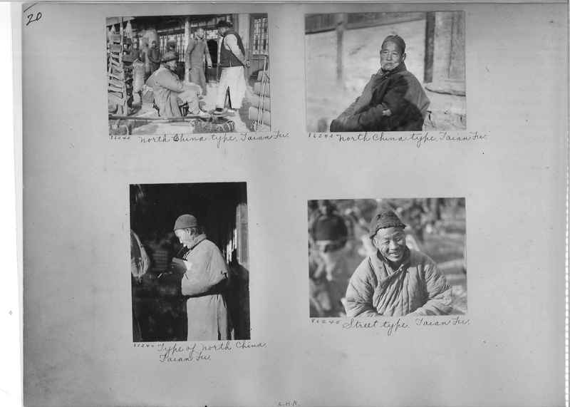Mission Photograph Album - China #13 page 0020