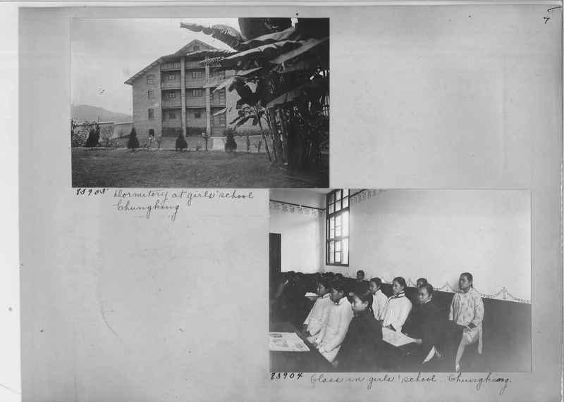 Mission Photograph Album - China #12 page 0007