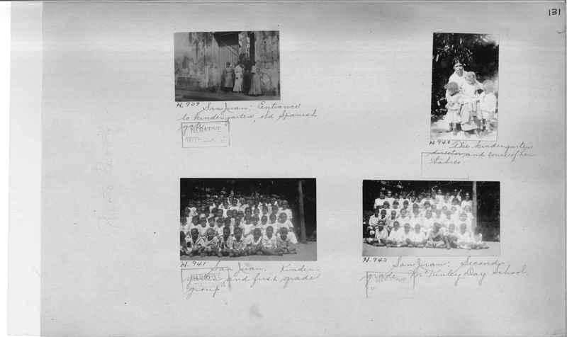 Mission Photograph Album - Puerto Rico #2 page 0131