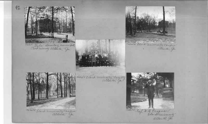 Mission Photograph Album - Negro #3 page 0092