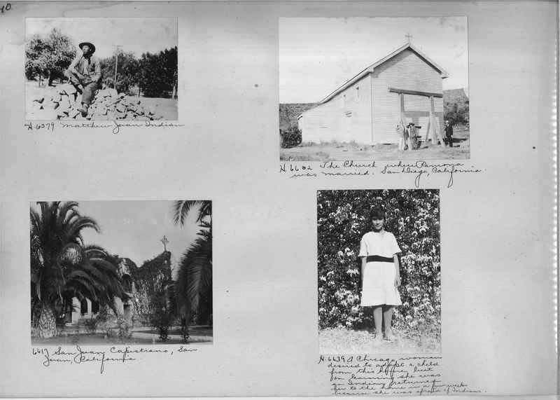 Mission Photograph Albums - Indians #1 page 0140