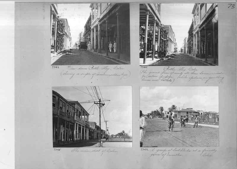 Mission Photograph Album - Panama #03 page 0073