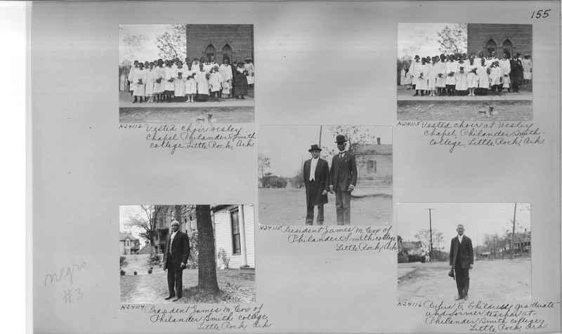 Mission Photograph Album - Negro #3 page 0155