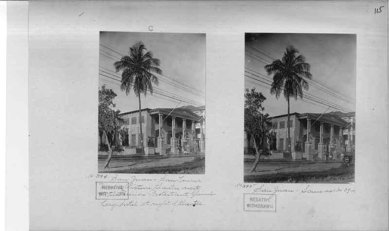 Mission Photograph Album - Puerto Rico #1 page 0115