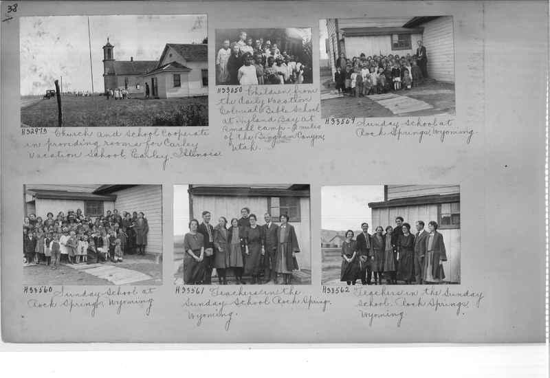 Mission Photograph Album - Religious Education #1 page 0038