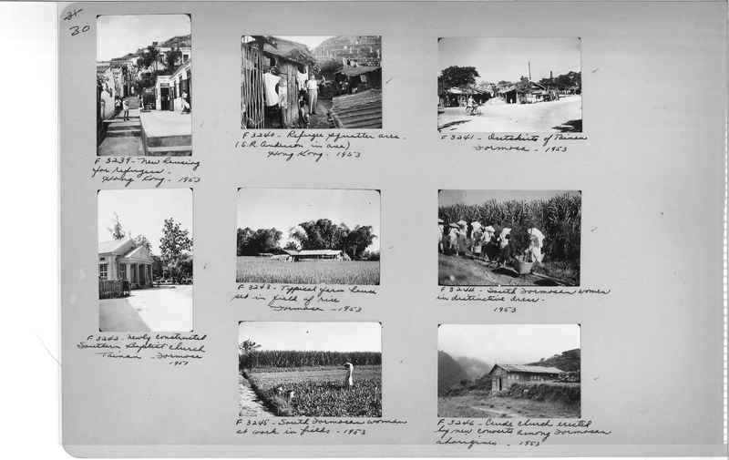 Mission Photograph Album - China #20 page 0030