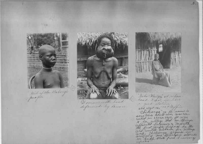 Mission Photograph Album - Africa - Madeira O.P. #2 page 0005