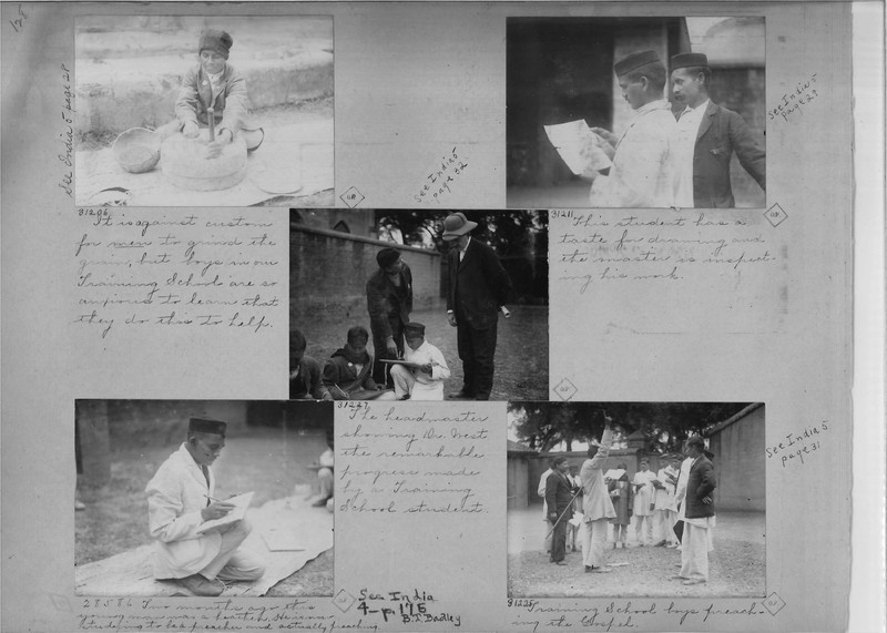 Mission Photograph Album - India - O.P. #02 Page 0128