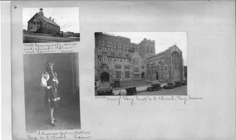 Mission Photograph Album - Cities #16 page 0006