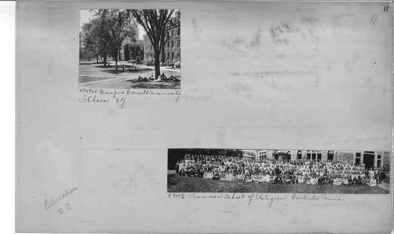 Mission Photograph Album - Education #2 page 0011