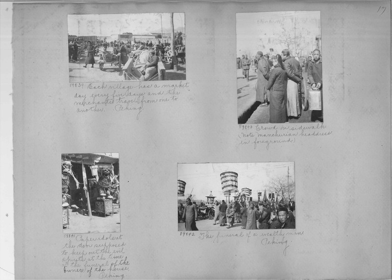 Mission Photograph Album - China #14 page 0017