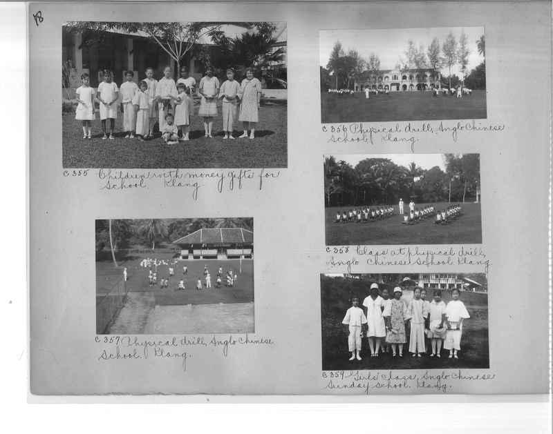 Mission Photograph Album - Malaysia #7 page 0018