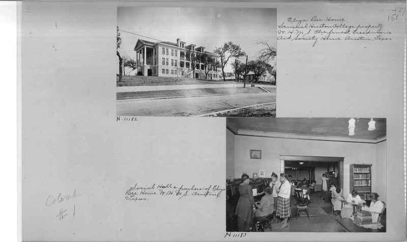 Mission Photograph Album - Negro #1 page 0151
