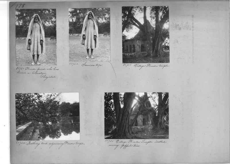 Mission Photograph Album - India #09 Page 0178
