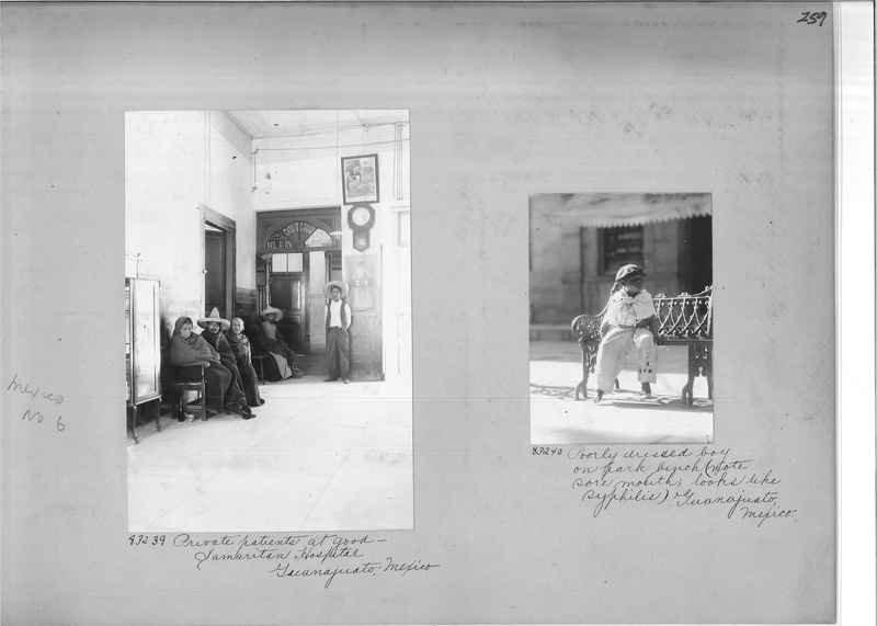 Mission Photograph Album - Mexico #06 page 0259