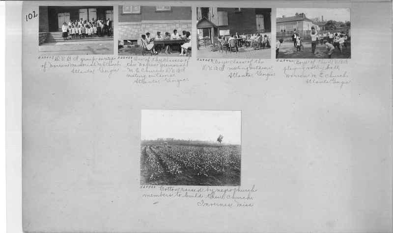 Mission Photograph Album - Negro #4 page 0102