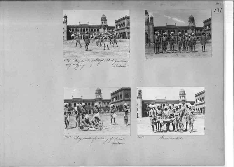 Mission Photograph Album - India #09 Page 0131