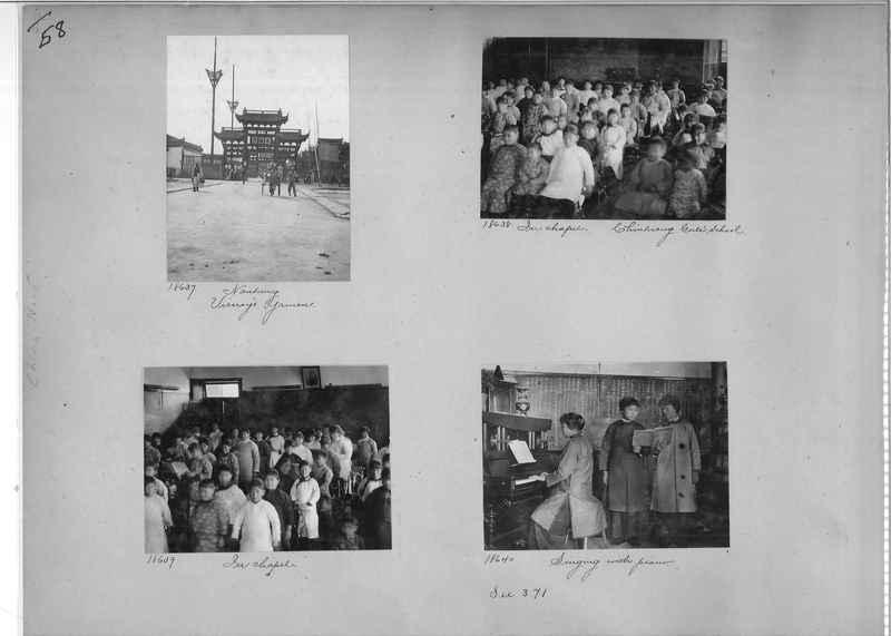 Mission Photograph Album - China #5 page 0058