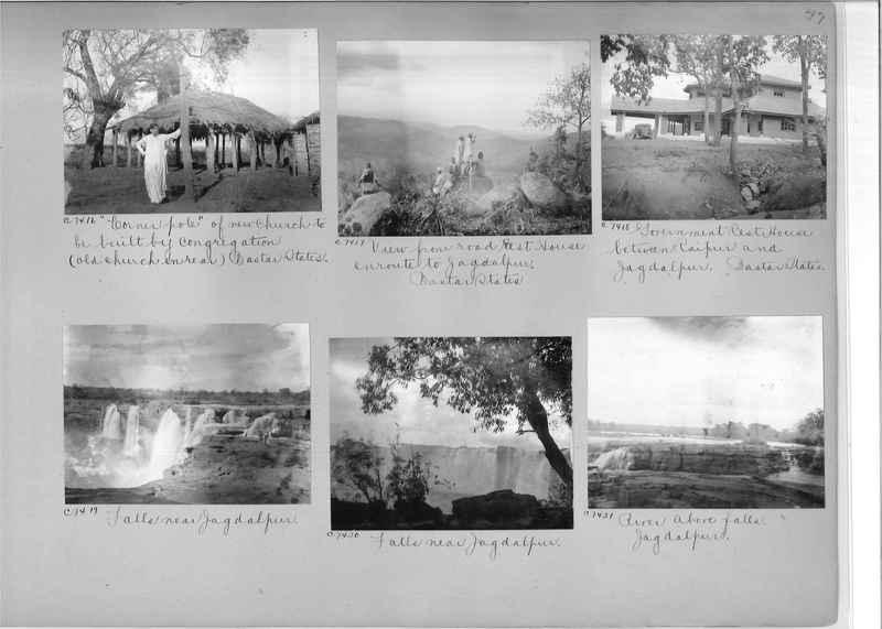 Mission Photograph Album - India #13 Page 0047