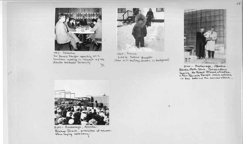 Mission Photograph Album - Alaska #2 page 0059