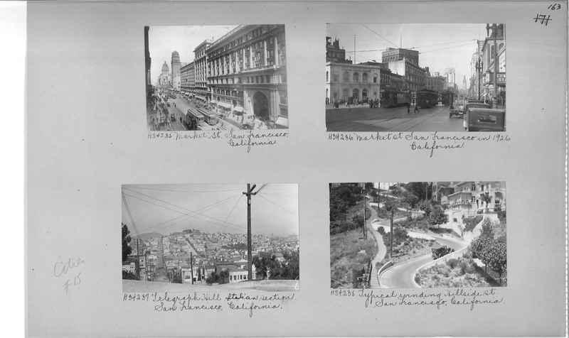 Mission Photograph Album - Cities #15 page 0163