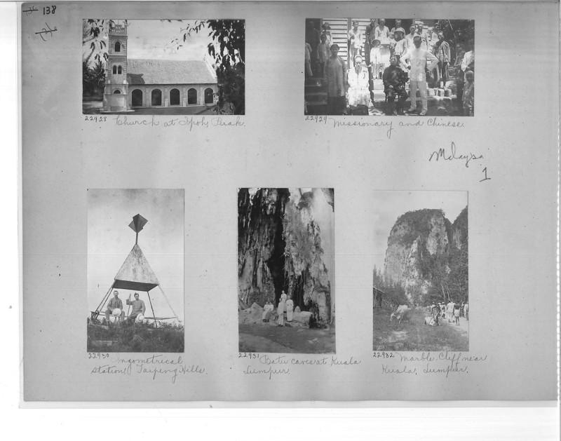 Mission Photograph Album - Malaysia #1 page 0138