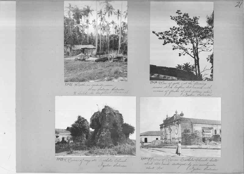 Mission Photograph Album - Panama #04 page 0021