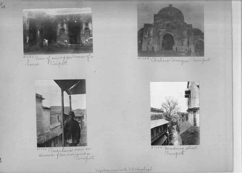 Mission Photograph Album - India #03 page_0118